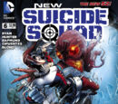 New Suicide Squad (Volume 1) Issue 6