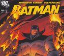 Batman Issue 666