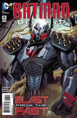 Batman Beyond Vol 6-6 Cover-1