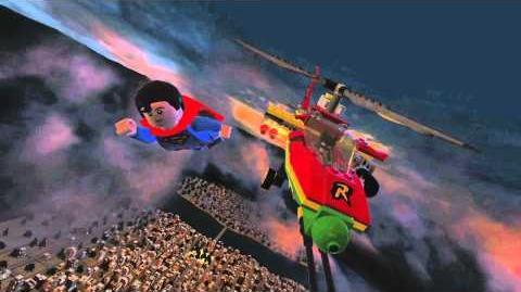 LEGO Batman 2 - DC Super Heroes launch trailer