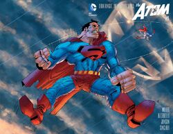 The Dark Knight Universe Presents The Atom Vol 1-1 Cover-1