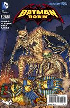Batman and Robin Vol 2-35 Cover-2