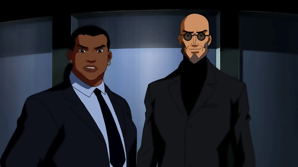 File:Amanda Waller and Hugo Strange YJ.jpg