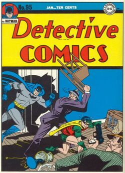 Detective Comics Vol 1-95 Cover-1