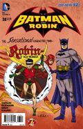 Batman and Robin Vol 2-38 Cover-2