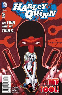 Harley Quinn Vol 2-27 Cover-1