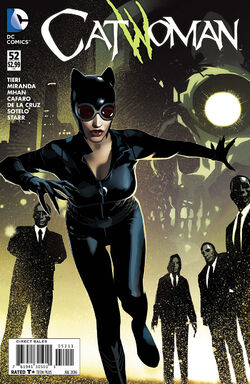 Catwoman Vol 4-52 Cover-1