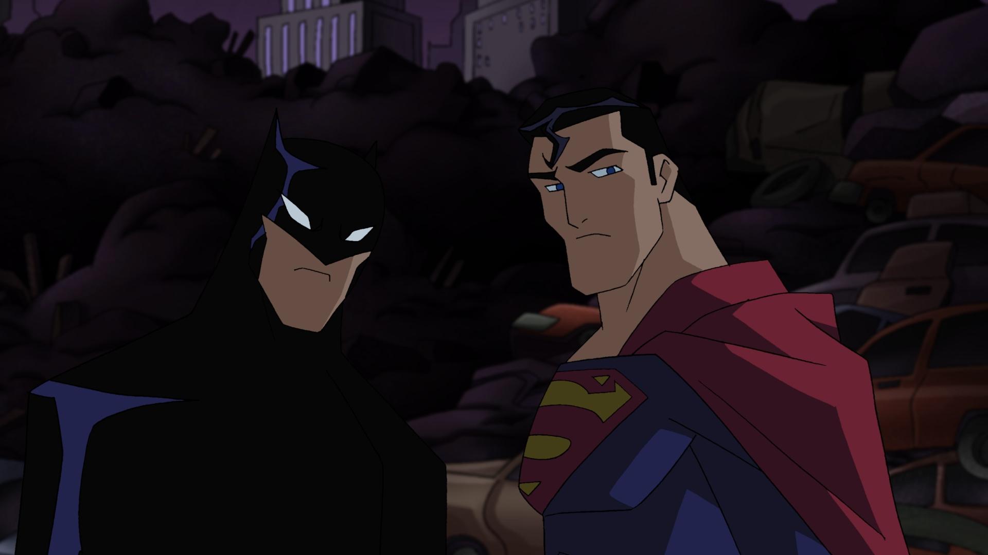 The Batman Episode 5.01: The Batman/Superman Story Pt. 1 | Batman Wiki | FANDOM powered by Wikia