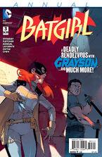 Batgirl Annual Vol 4-3 Cover-1