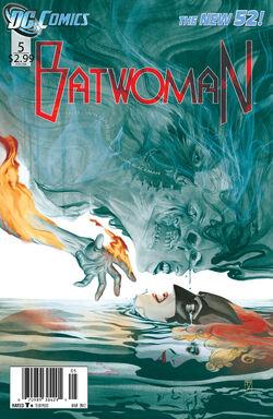 Batwoman Vol 1-5 Cover-1
