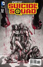 New Suicide Squad Vol 1-19 Cover-1