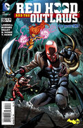 Red Hood and The Outlaws Vol 1-35 Cover-1