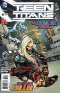 Teen Titans Vol 5-4 Cover-1
