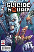 New Suicide Squad Vol 1-9 Cover-2