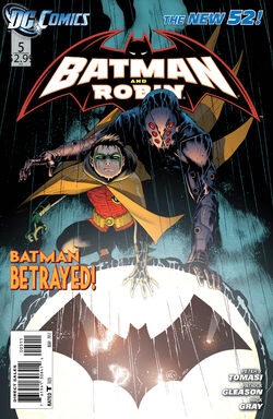 Batman and Robin Vol 2-5 Cover-1