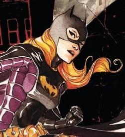Thumb Batgirl SB
