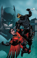 Batman The Dark Knight Vol 2-9 Cover-1 Teaser