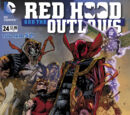 Red Hood and The Outlaws (Volume 1) Issue 24