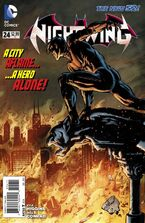 Nightwing Vol 3-24 Cover-1