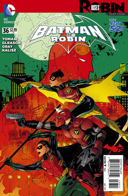 Batman and Robin Vol 2-36 Cover-1