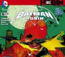 Batman and Robin (Volume 2) Issue 36