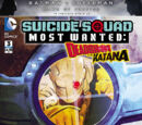 Suicide Squad Most Wanted: Deadshot/Katana (Volume 1) Issue 3