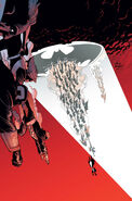 The Dark Knight III The Master Race Vol 1-4 Cover-1 Teaser