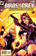 Birds of Prey 80c