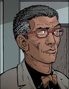 Lucius Fox New 52