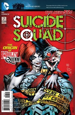 Suicide Squad Vol 4-7 Cover-1