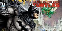 Batman/Teenage Mutant Ninja Turtles Issue 2