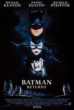 Batman Returns - Poster 2