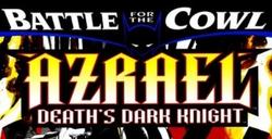 Azrael Death's Dark Knight