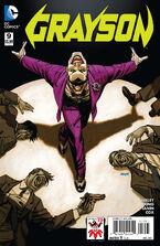 Grayson Vol 1-9 Cover-2