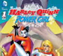 Harley Quinn/Power Girl (Volume 1) Issue 1