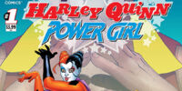 Harley Quinn/Power Girl (Volume 1)/Gallery