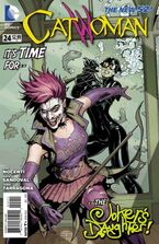 Catwoman Vol 4-24 Cover-1