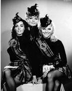 Doe, Rae and Mimi