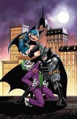 Bat-Mite Vol 1-1 Cover-2 Teaser