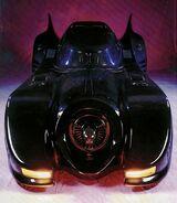 Returns Batmobile