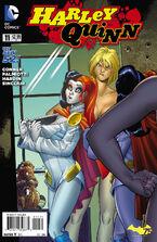 Harley Quinn Vol 2-11 Cover-2