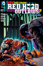 Red Hood and The Outlaws Vol 1-26 Cover-1