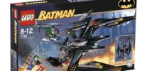 7782 The Batwing: The Joker's Aerial Assault