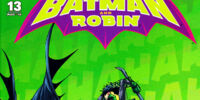 Batman and Robin (Volume 1) Issue 13