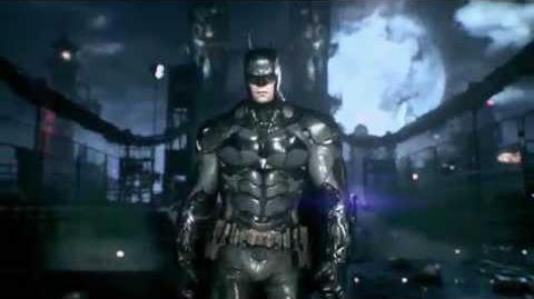 Official Batman Arkham Knight TV Spot