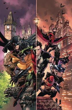 Batman and Robin Eternal Vol 1-1 Cover-1 Teaser