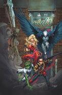 Teen Titans Vol 5-3 Cover-1 Teaser