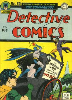 Detective Comics Vol 1-80 Cover-1