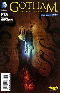 Gotham by Midnight Vol 1-2 Cover-1