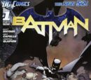 Batman (Volume 2) Issue 1
